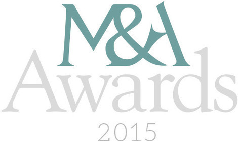Shortlisted in the M&A Awards 2015